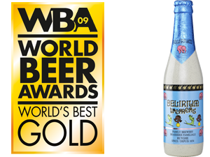 Delirium Tremens - 2009 - World Beer Awards