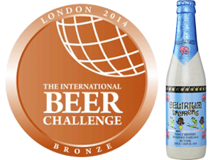 Delirium Tremens - 2014 - International Beer Challenge - United Kingdom