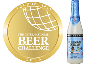 Delirium Tremens - 2015 - International Beer Challenge - United Kingdom