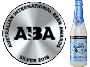 Delirium Tremens - 2016 - Australian International Beer Awards - Australia