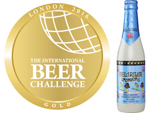Delirium Tremens - 2016 - International Beer Challenge - United Kingdom