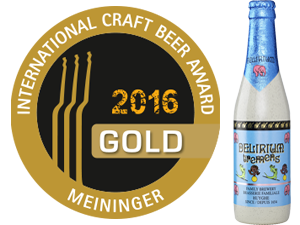 Delirium Tremens - 2016 - Meininger's International Craft Beer Awards - Germany