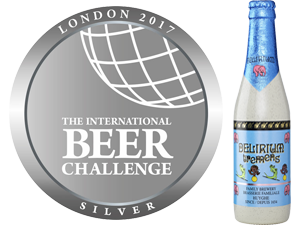 Delirium Tremens - 2017 - International Beer Challenge - London United Kingdom