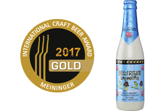 Delirium Tremens - 2017 - Meininger's International Craft Beer Awards - Germany
