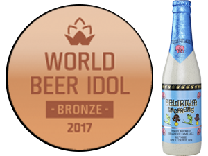 Delirium Tremens - 2017 - World Beer Idol - Prague Czech
