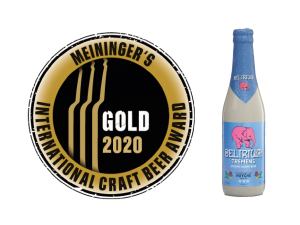 MEININGERS INTERNATIONAL CRAFT BEER AWARD 2020 Delirium tremens